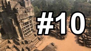 BezPlanu #10 Kambodża: Świątynie Angkor Wat