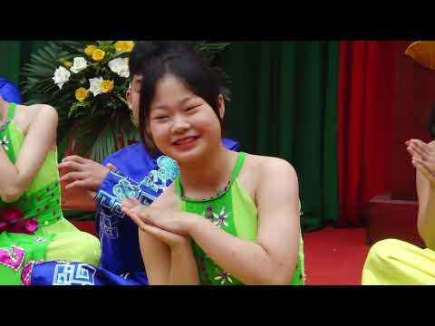 Trường Mầm non - Tiểu học - THCS Châu Sơn chào mừng 38 năm ngày nhà giáo Việt Nam (20/11/1982-20/11/2020)