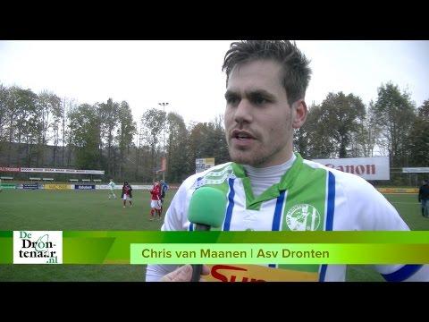 VIDEO | Eenheid lijkt terug bij Asv Dronten ondanks 4-0 verlies tegen DOVO