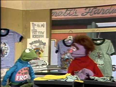 Sesame Street - The Wonderful World of T-Shirts (HQ)