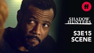 Shadowhunters Season 3, Episode 15 | Luke is Arrested | Freeform