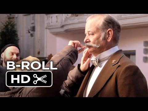 The Grand Budapest Hotel (Complete B-Roll)