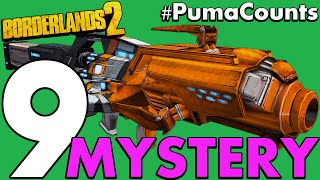 Top 9 Wonders and Mysteries of Borderlands 2 #PumaCounts