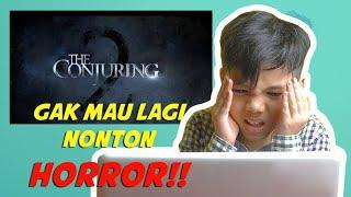 Kalah Dihukum Nonton Horror feat. Fatimah Halilintar