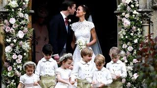Pippa Middleton gets married to James Matthews