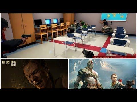 Армия США выпустила симулятор расстрела школьников   Игровые новости