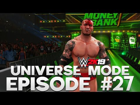 WWE 2K19 | Universe Mode - 'MONEY IN THE BANK!' (PART 2/5) | #27