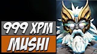 Mski.Mushi Zeus - 7142 MMR | Dota Gameplay 7.14