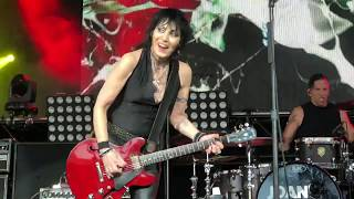 Joan Jett - Love Is Pain - Noblesville IN 7/11/2018