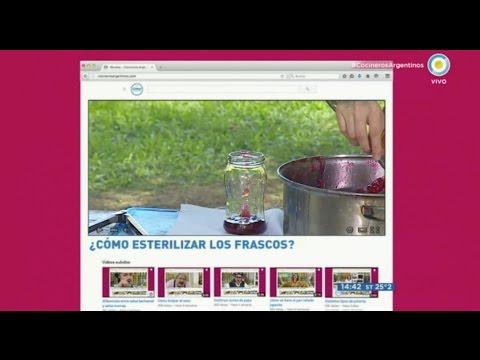 Cómo esterilizar frascos para mermelada
