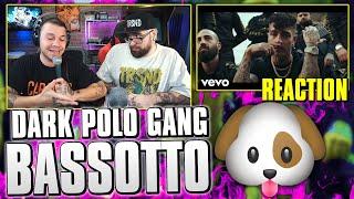 Tony Effe   Bassotto ( Dark Polo Gang ) * REACTION *