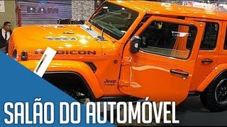 Salão do Automóvel SP 2018 - Jeep