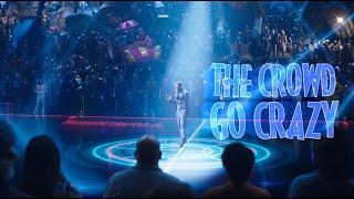 Kadr z teledysku Crowd Go Crazy tekst piosenki John Legend