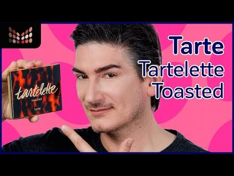Tartelette Toasted Eyeshadow Palette by Tarte #7