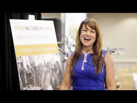 WHAT WOMEN WANT NATIONAL CONFERENCE- Event Video - Atlanta