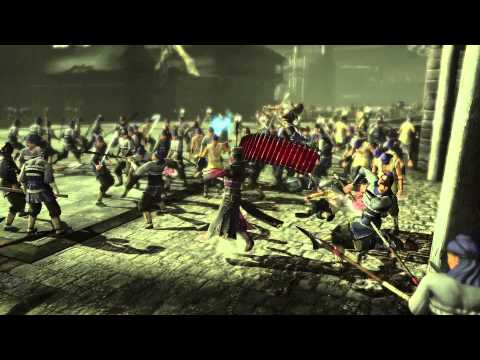 Видео № 1 из игры Dynasty Warriors 8 Xtreme Legends - Complete Edition [PS VIta]