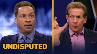 Chris Broussard on LeBron's late notice to Cavs GM about signing with Lakers   NBA   UNDISPUTED