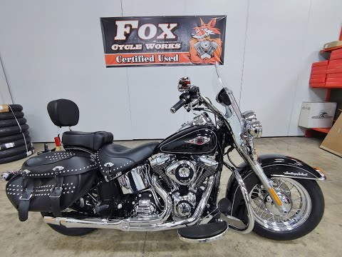 2015 Harley-Davidson Heritage Softail® Classic in Sandusky, Ohio - Video 1