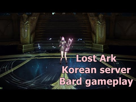Lost Ark's Bard Class in Action