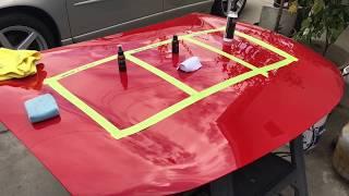Drexler Ceramic Water Behavior Test Set Up Part 1