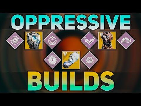 Best Oppressive Darkness Builds (for Each Class) | Destiny 2 Shadowkeep Builds