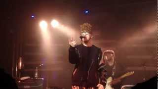 Daley - Game Over (live at Concorde2 in Brighton)