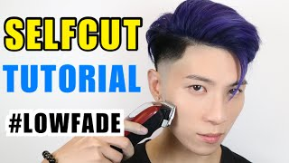 How To Cut Your Own Hair Korean Style