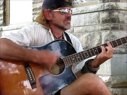 David Troxell's Music - Sitting on the dock of the bay (cover)