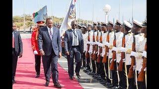 Uhuru: We'll spare no one in graft war - VIDEO
