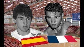 Promo Campeonato de Europa E B U Sergio Garcia vs Maxime Beaussire