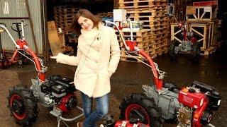 Мотоблок Мотор Сич МБ-9Э бензин от компании ПКФ «Электромотор» - видео 2