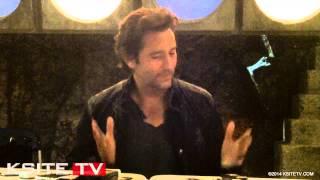 Henry Ian Cusick - 12/11/14 - KSiteTV