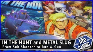 Metal Slug / In The Hunt :: Before & After