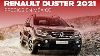 El Renault Duster 2021 ya tiene precio en México: más equipo y motor turbo compartido con Mercedes
