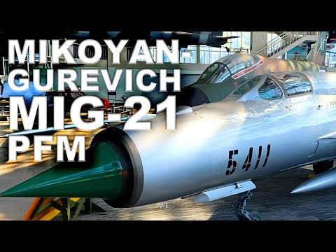 Mikoyan-Gurevich MiG-21 PFM | Curator on the Loose!