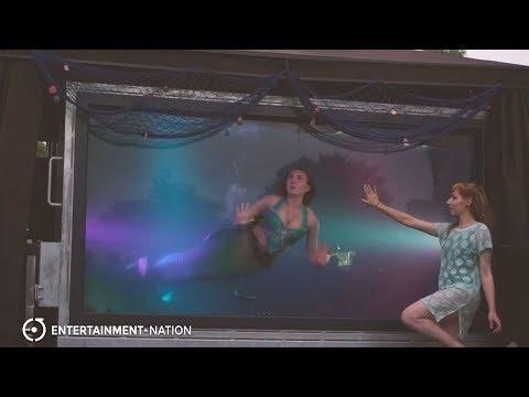 Mermaids Of Atlantis - Festival Performance