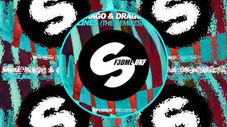 Mike Mago & Dragonette - Outlines (Redondo Remix)