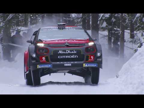 2018 Rally Sweden - Best of Sunday