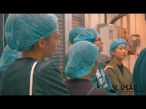 USAC Cheese Factory Visit