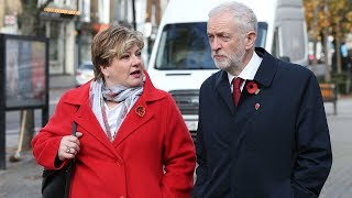 video: Jeremy Corbyn will come to 'collective' decision on using nuclear deterrent, Emily Thornberry suggests