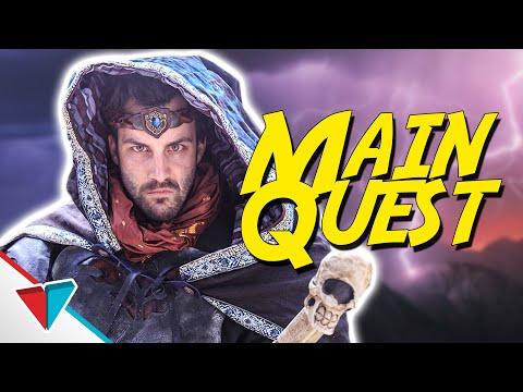 Hlavní quest a slepice
