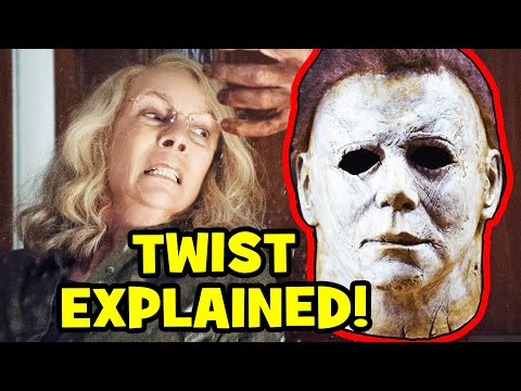 Halloween ENDING & TWIST EXPLAINED + Sequel Theory