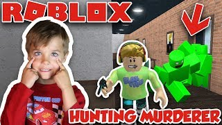 HUNTING SILENT MURDERER In ROBLOX MURDER MYSTERY 2 | WINNING MULTIPLE ROUNDS AS A SHERIFF
