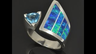 Choose Lab Created Opal Jewelry for Beauty on a Budget