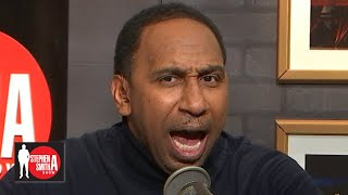Stephen A. rants about the Knicks: 'They're straight trash! They stink!' | Stephen A. Smith Show