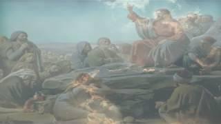 Ojcze Nasz w oryginalnym języku Jezusa Chrystusa języku aramejskim