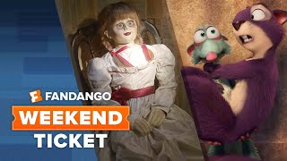 Now In Theaters: Annabelle: Creation, The Glass Castle, The Nut Job 2 | Weekend Ticket