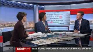 World Business Report & Paper Review 28 February 2013 BBC World News