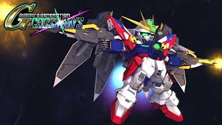 Видео SD GUNDAM G GENERATION CROSS RAYS Deluxe Edition