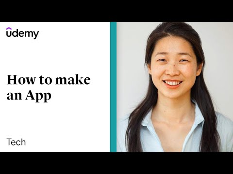 App Development: Process Overview, From Start to Finish | Udemy instructor, Angela Yu